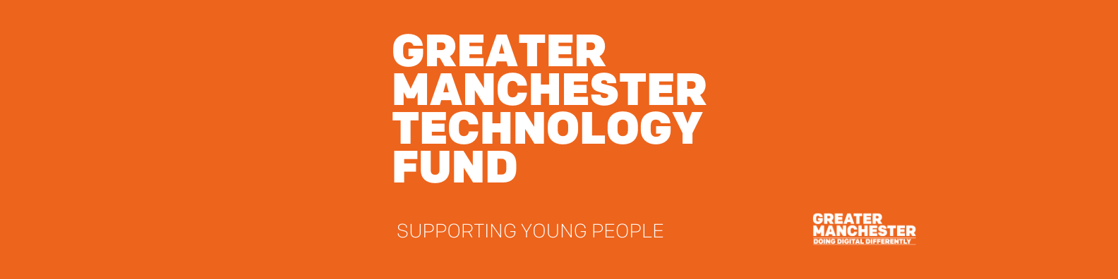 Greater Manchester Technology Fund logo